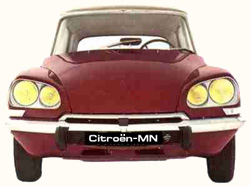 Citroen DS21 image